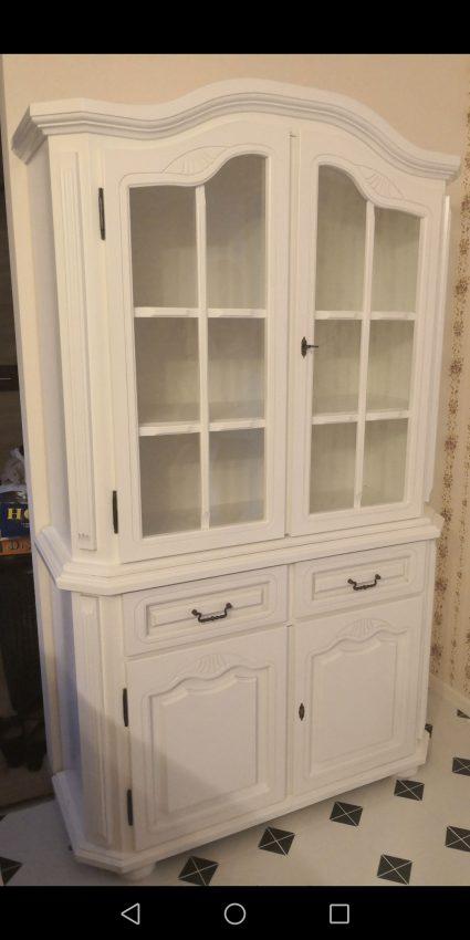 2-es tálaló szekrény