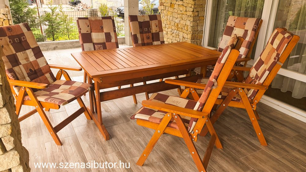 fa kerti bútor